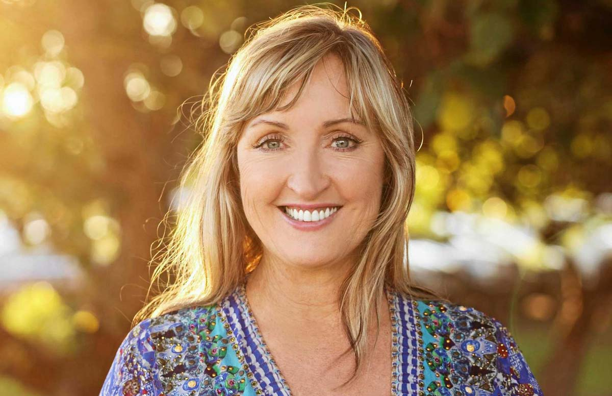 Sandy Forster portrait - Wildly Wealthy - Inspired Spirit Coaching Academy