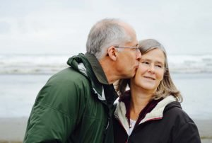 Older couple - Dealing with Life Transitions